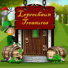 Leprechaun treasures